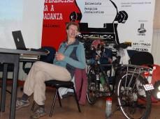 Mein erster Vortrag in Campo Grande