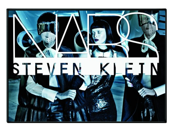 NARS Steven Klein One Shocking Moment Cheek Studio Palette Packaging