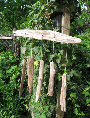 DIY Driftwood Wind Chime Tutorial