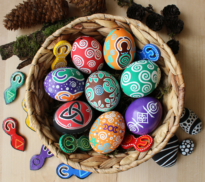 Easter Eggs 2014 – Magic Symbols