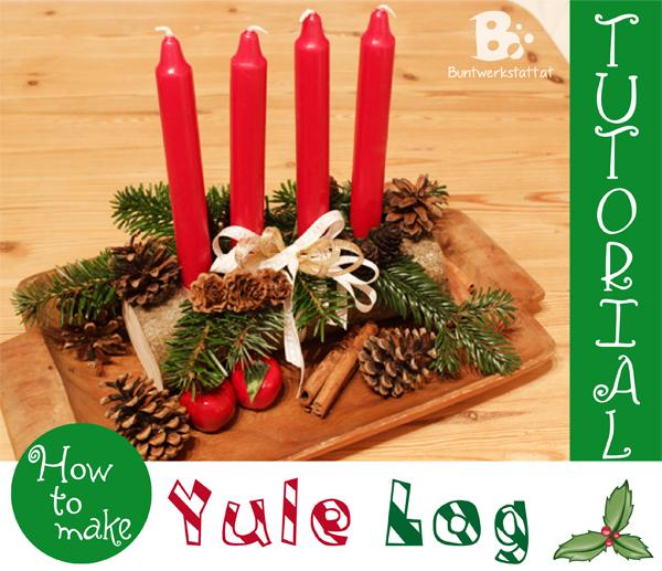 Yule Log Tutorial