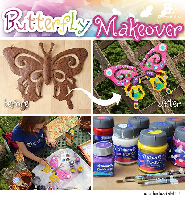 Garden Decoration – Butterfly
