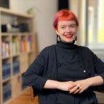 Lucia (16) lebt als säkulare Jüdin in Berlin. / Foto: ZDF und Jan Tenhaven