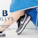 BILLY'S 靴だけじゃない!!この春注目のウェアも紹介!