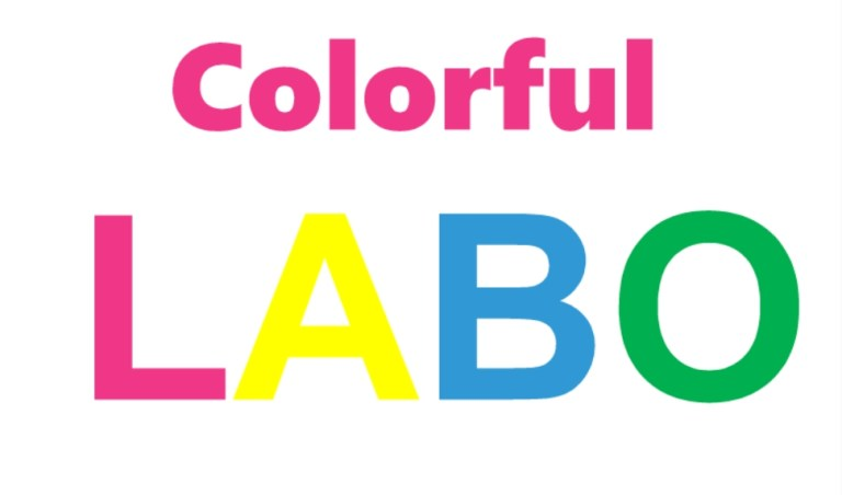 colorful LABO