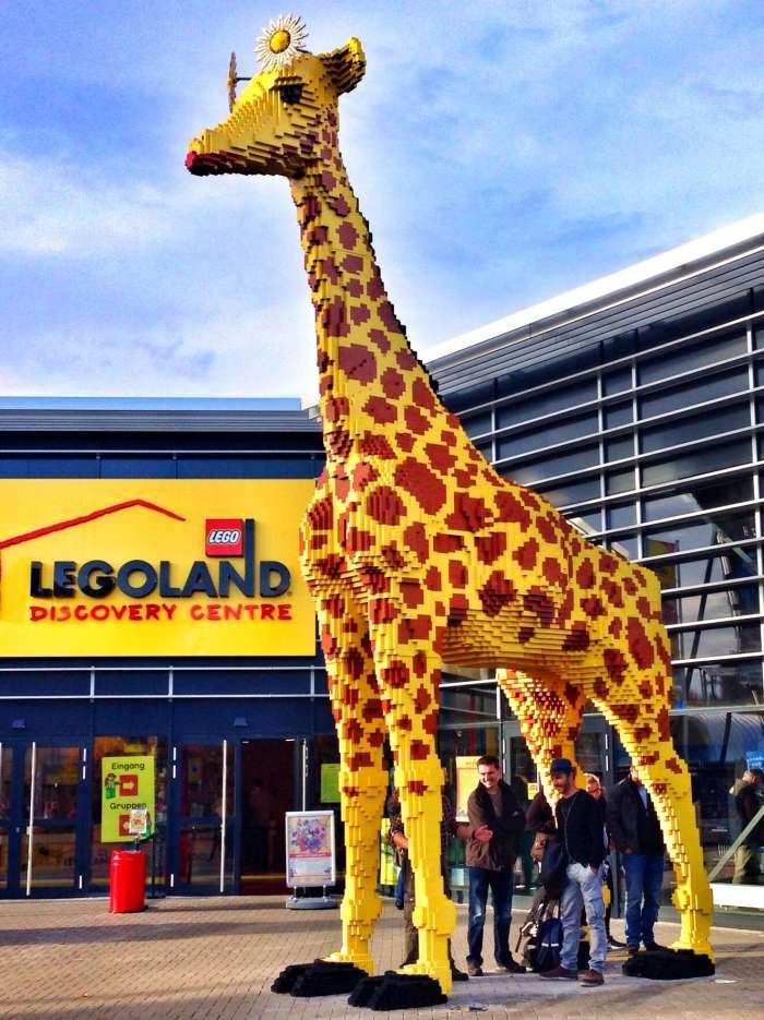 Das Legoland Discovery Center am CentrO