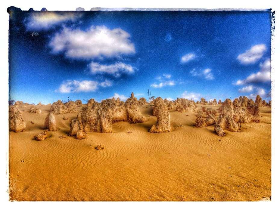 Die Pinnacle Desert