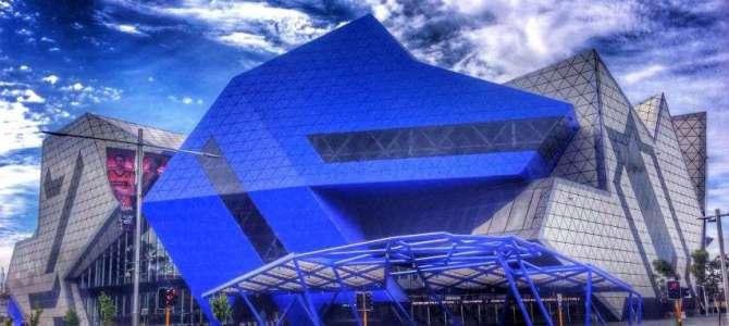 Das Puzzle von Perth – die futuristische Arena