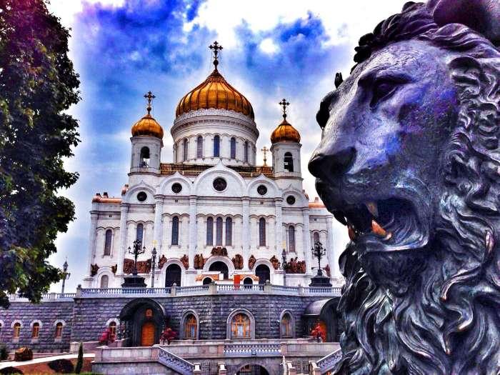 Christi Erlöser Kathedrale