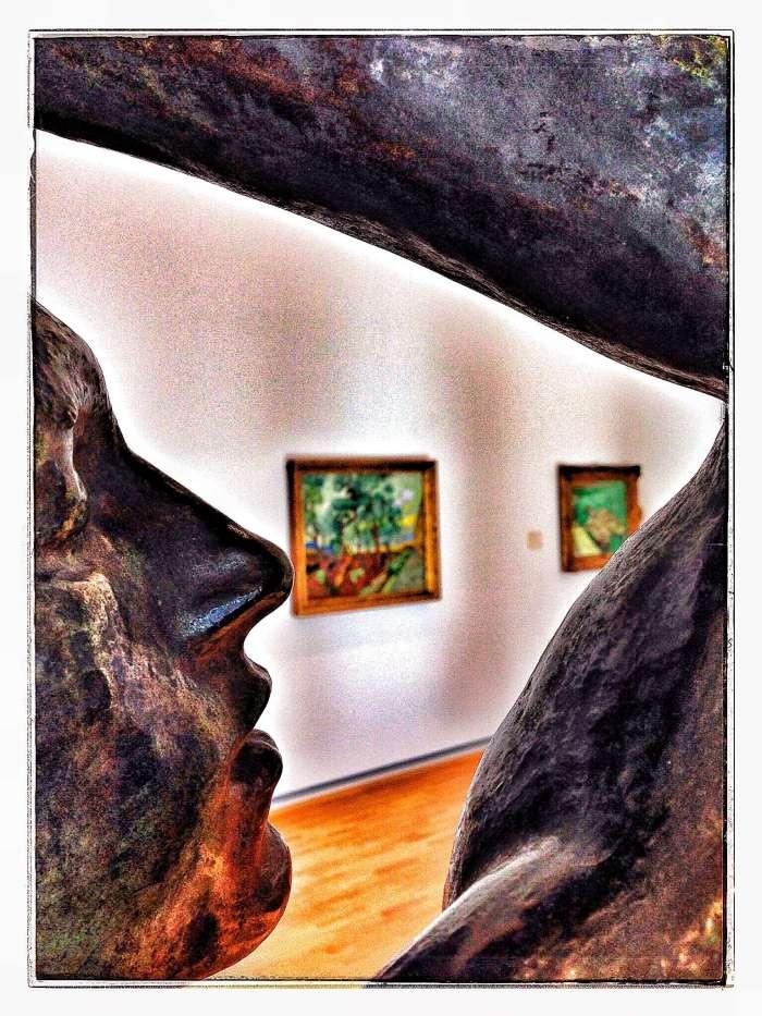 Kunst im Museum Folkwang
