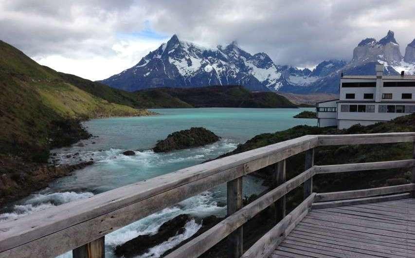 Eisberge, Fjorde, Granitfelsen – der Torres del Paine