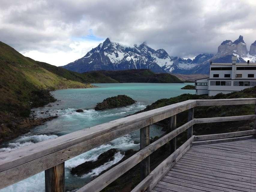 Naturschutzgebiet Torres del Paine