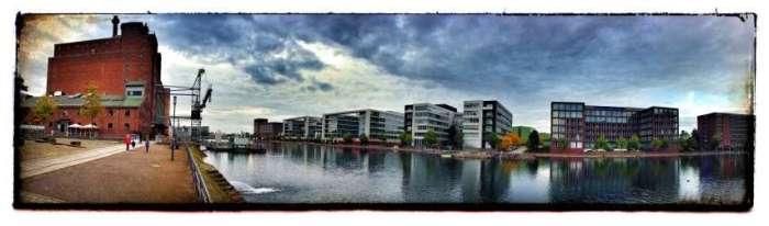 Panorama Innenhafen