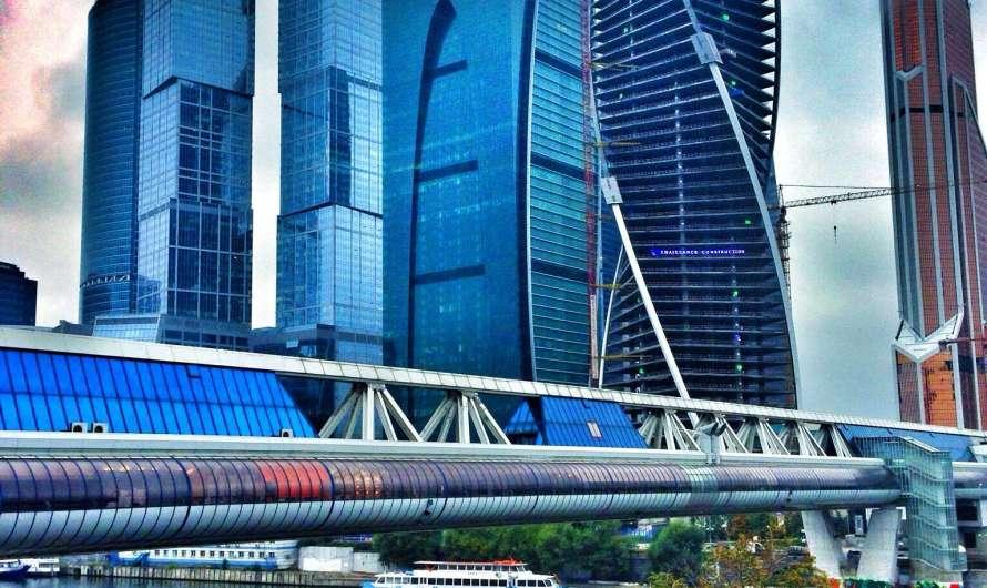 Moskau City – die neue Wolkenkratzer-Stadt