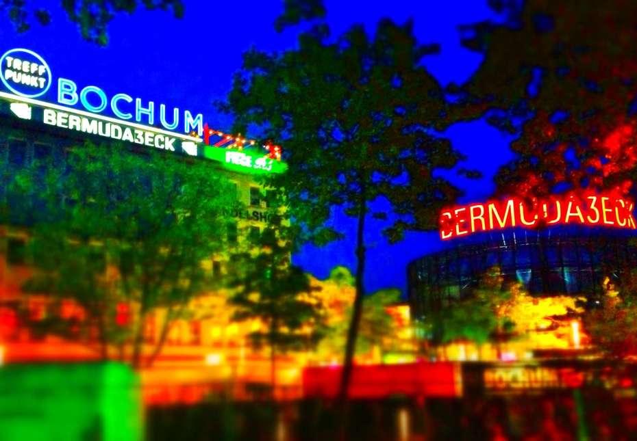 Bochum Total im Bermudadreieck