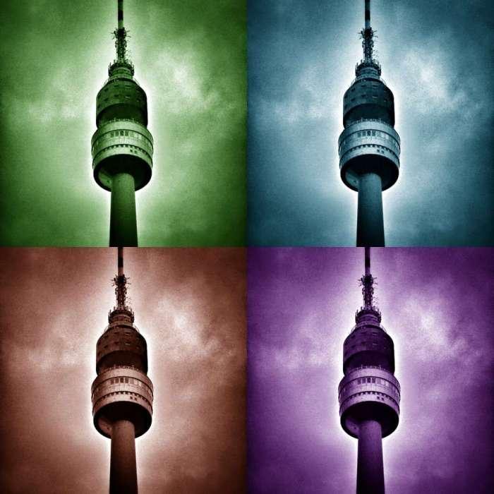 Der Florian-Turm im Westfalenpark