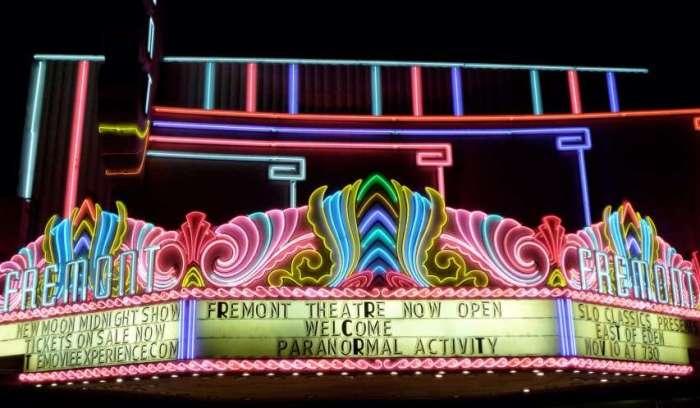 Fremont Theatre in San Luis Obispo