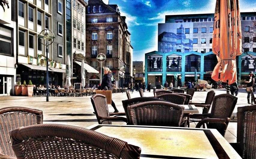 Der Alte Markt in Dortmund: Nichts zu feiern…