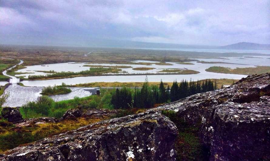 Nationalpark Thingvellir in Island