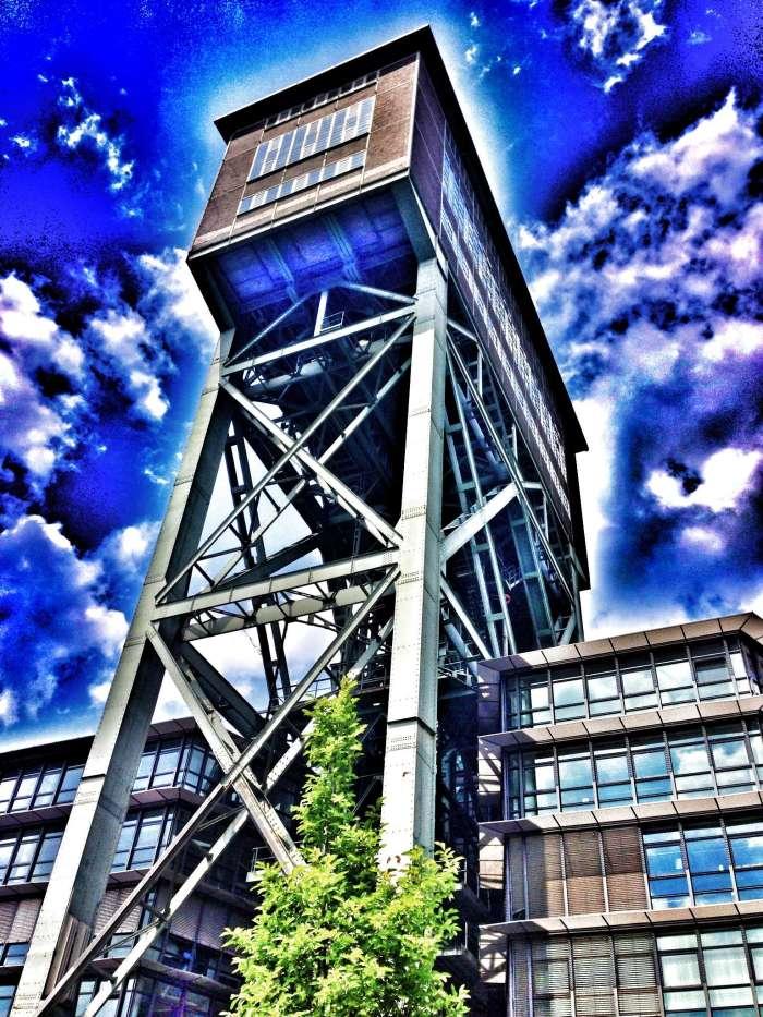 Büros im Hammerkopfturm