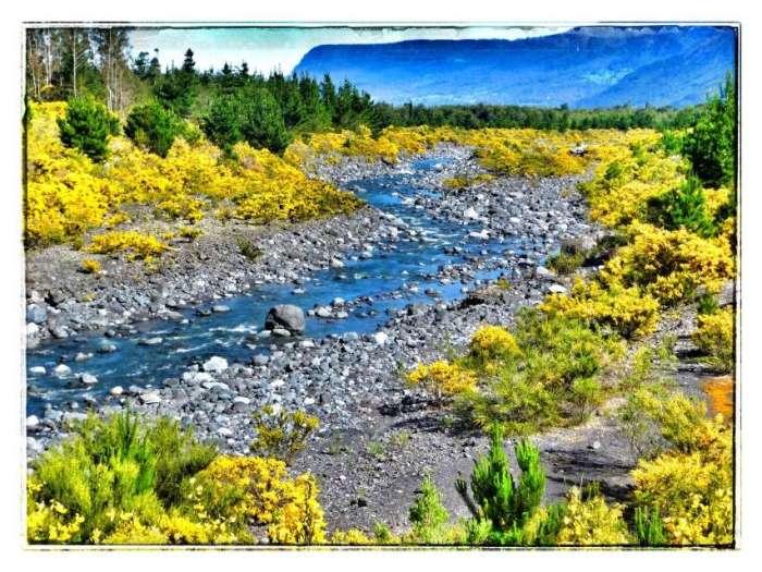 Chile beeindruckt durch wunderbare Landschaften