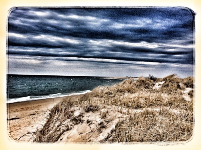 Strand in Provincetown