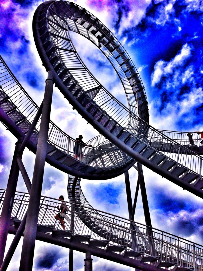 Tiger and Turtle Magic Mountain