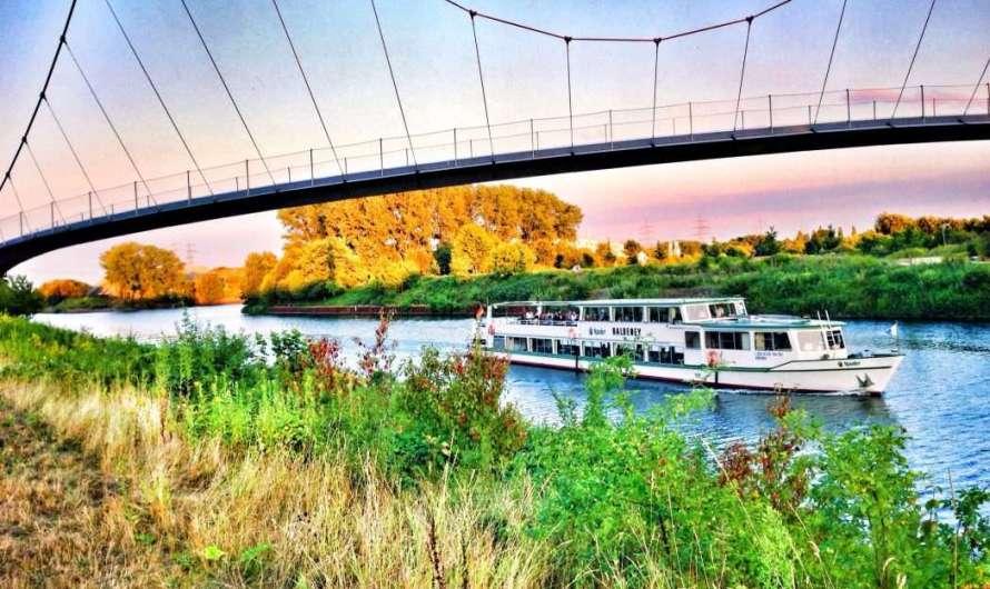 Rhein-Herne-Kanal – von Gelsenkirchen nach Herne
