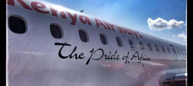 Kenya Airways – der Stolz Afrikas?