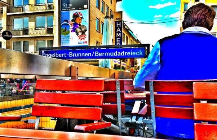 Mittlerweile heißt sogar die U-Bahn-Station so wie das Kneipenviertel