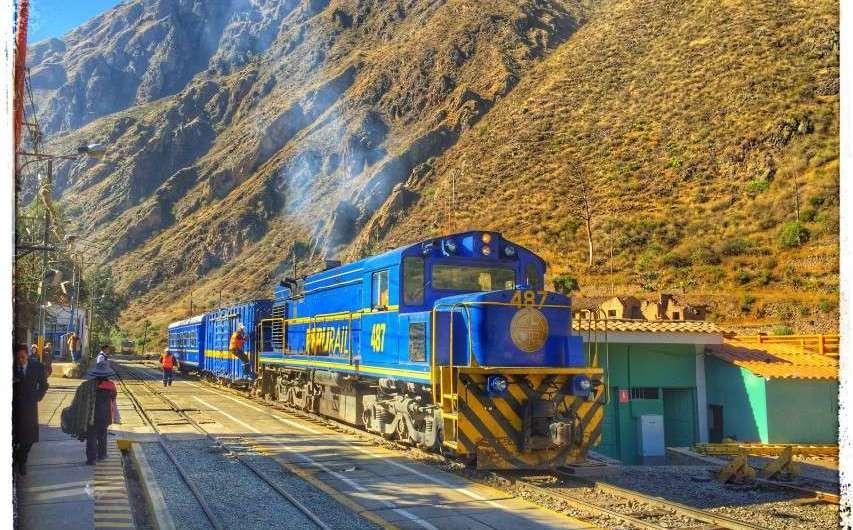 Machu Picchu – der Weg