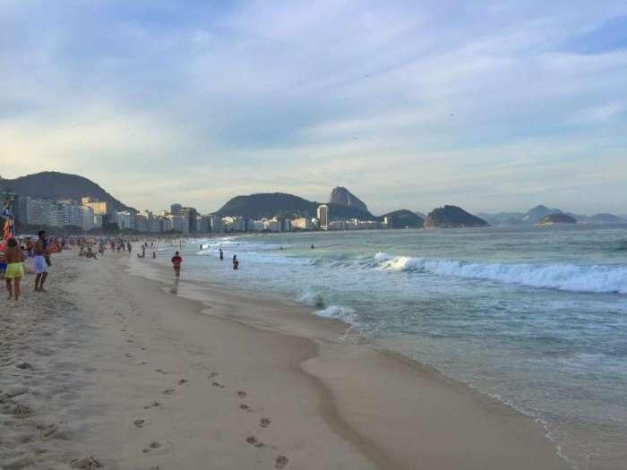 Die Copacabana