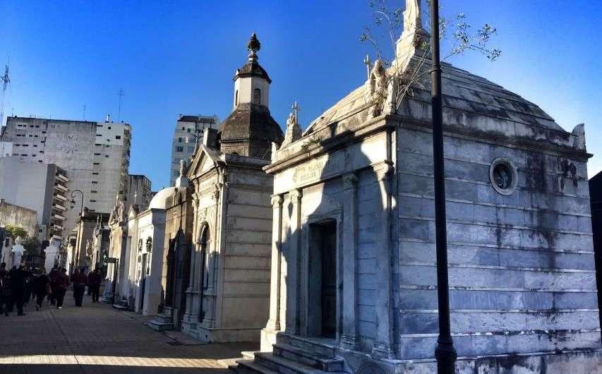 De Recoleta – Friedhof mit Katakomben