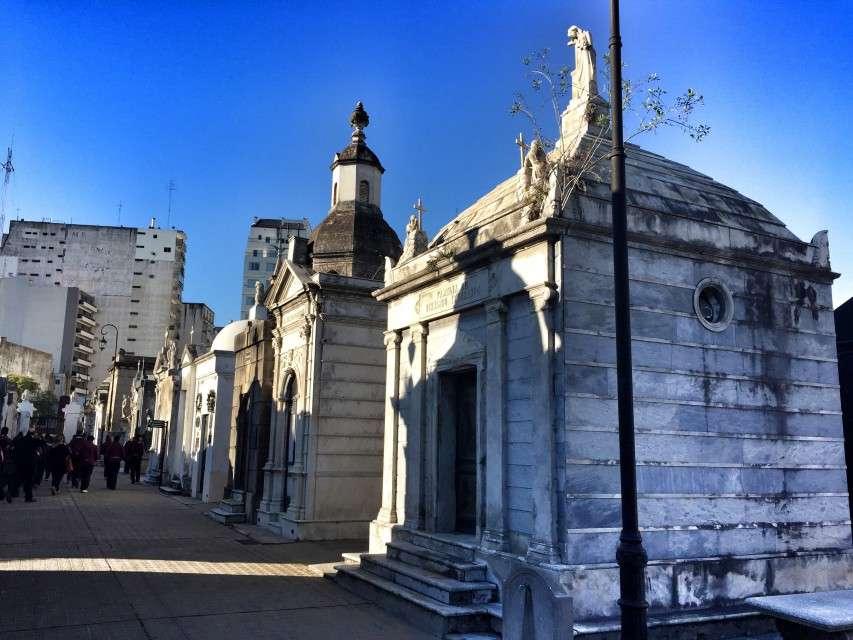 Friedhof mit Katakomben