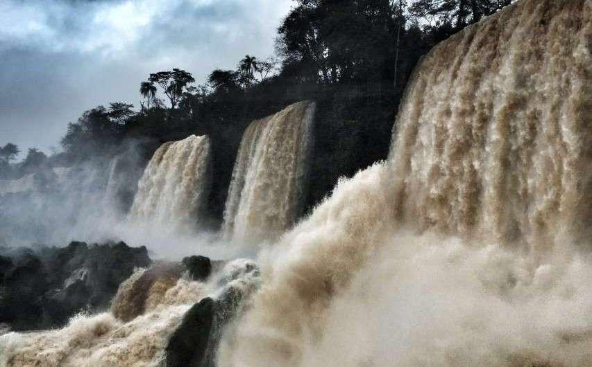 Das Dreiländereck Brasilien – Argentinien – Paraguay