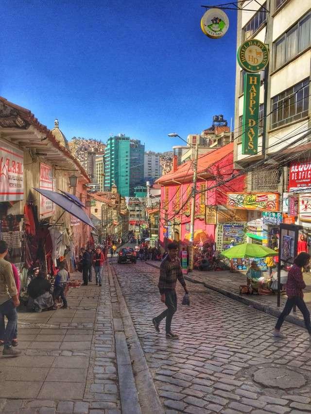 Der Hexenmarkt in La Paz