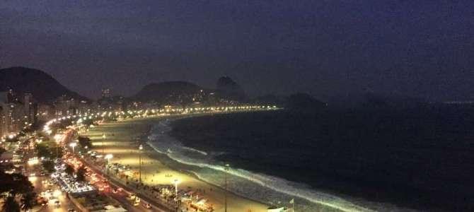 Kriminalität an der Copacabana