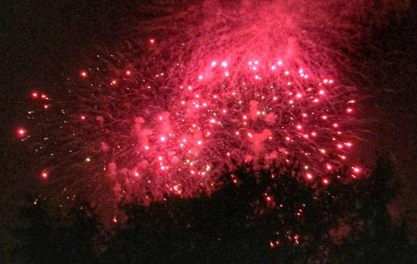 Lichterfest im Westfalenpark Dortmund
