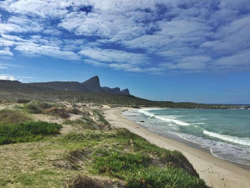 Wilde Strände im Kap-Nationalpark