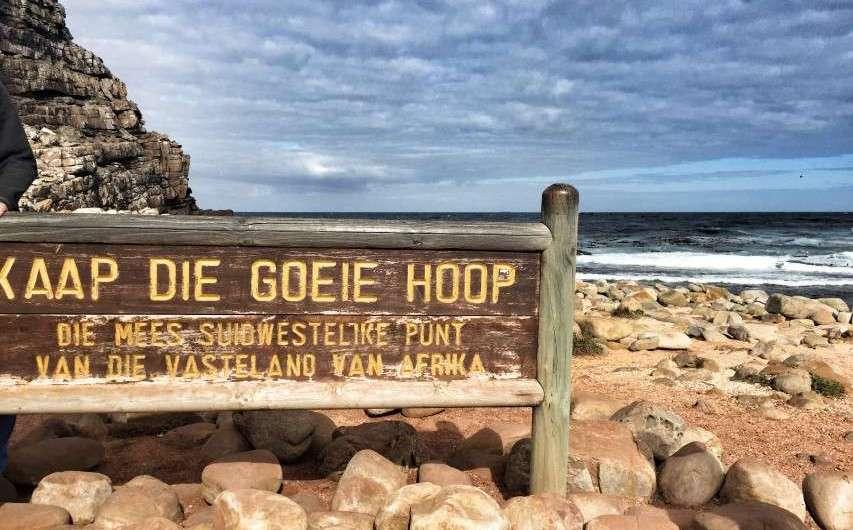 Welkom in Kaapstad – Am Kap wird Afrikaans gesprochen