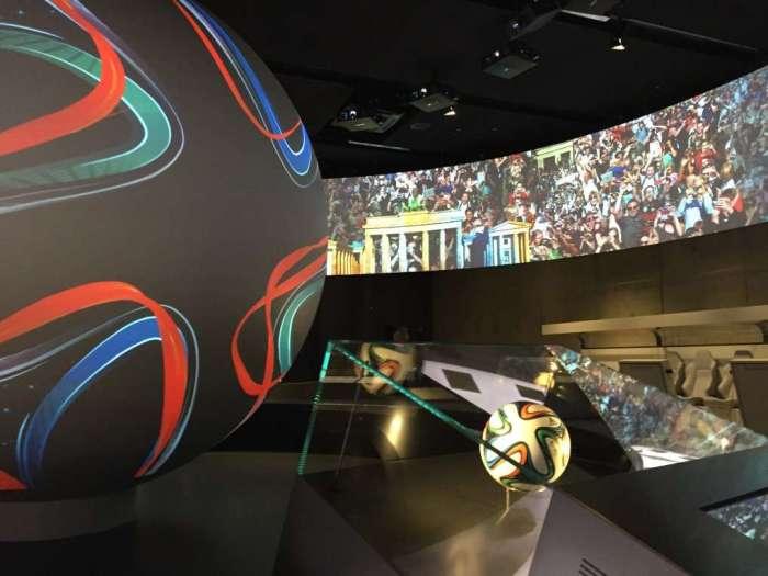 Das Sommermärchen 2006 im Fußballmuseum