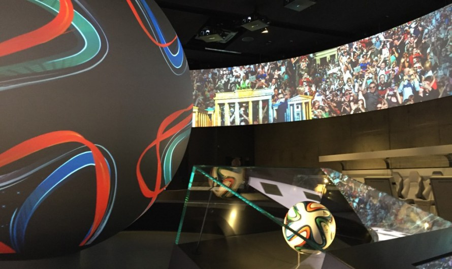 """""""Ballfahrtsort"""" – das Deutsche Fußballmuseum in Dortmund"""