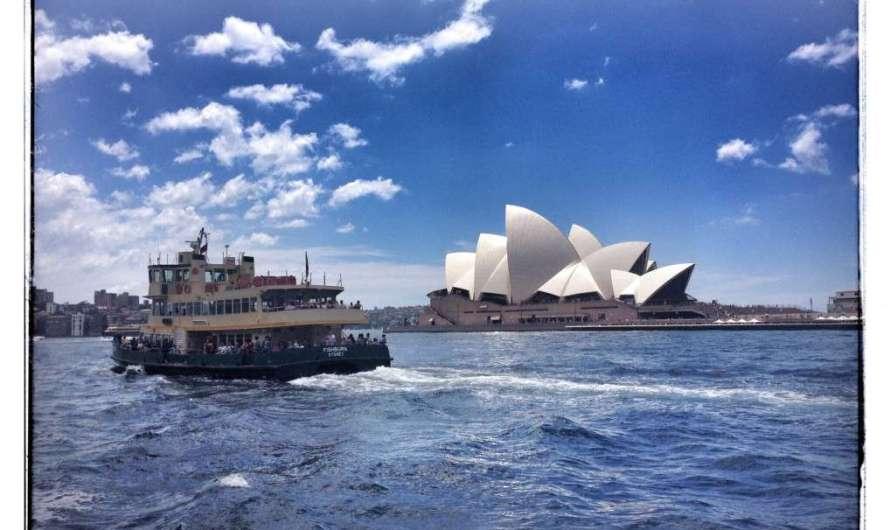 10 Sehenswürdigkeiten in Sydney