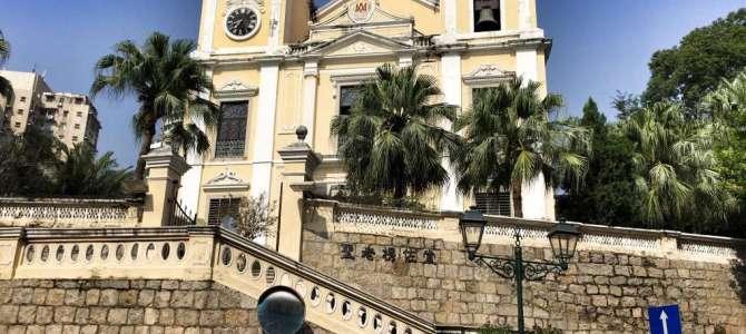 Macau – ein Stück Portugal in China