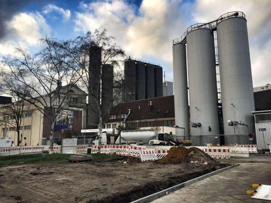 Die DAB-Brauerei - die einzige in Dortmund verbliebene Brauerei