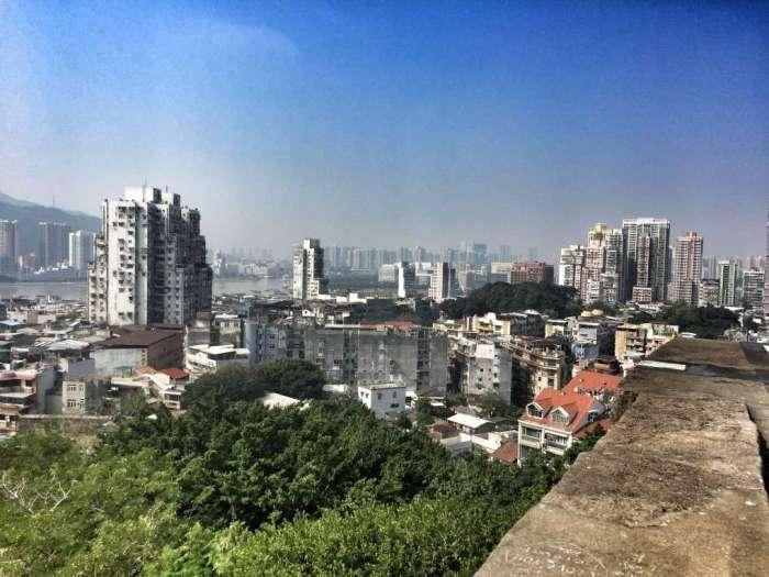 Das gesichtlose Macau