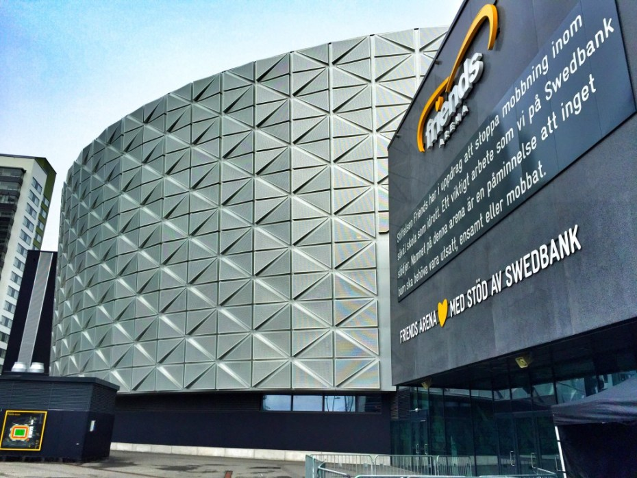 Friends Arena in Solna