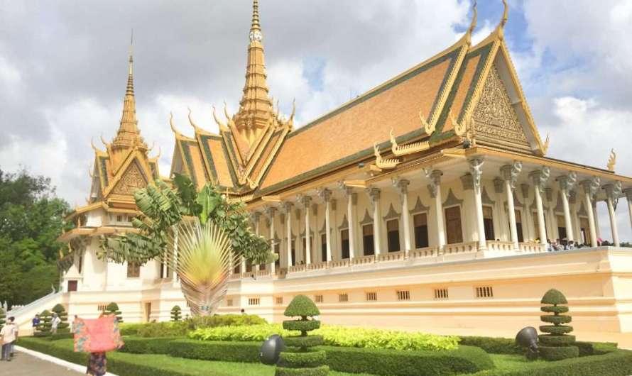 10 Sehenswürdigkeiten in Phnom Penh