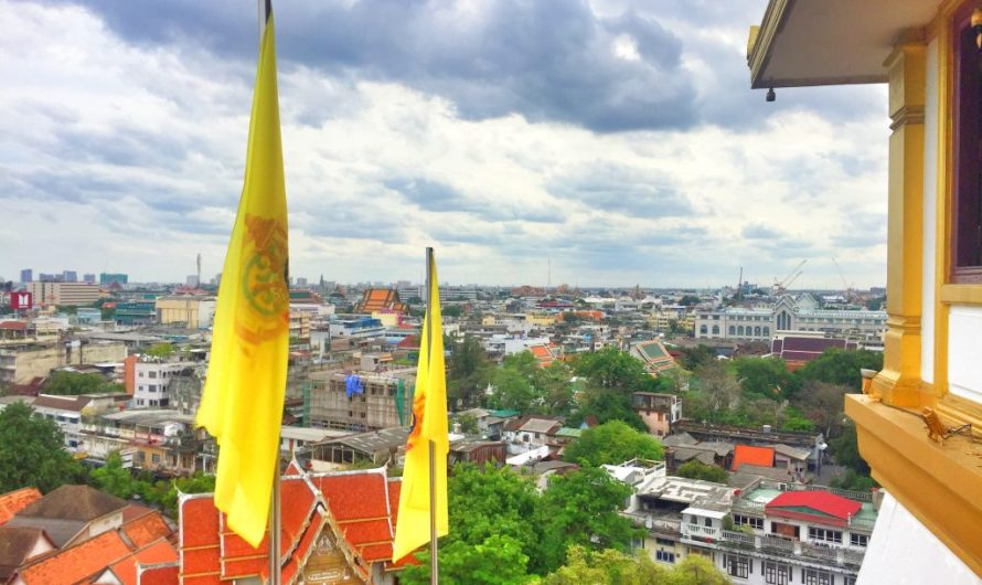 Golden Mount in Bangkok