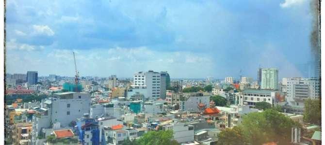 Saigon oder Ho-Chi-Minh-Stadt?